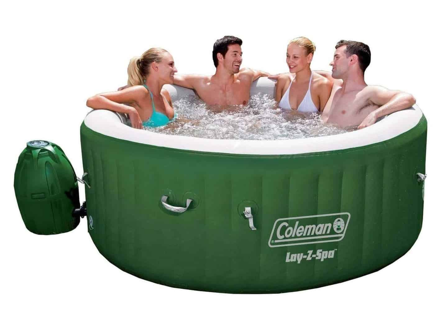 Coleman-Lay-Z-Spa-Inflatable-Hot-Tub Review