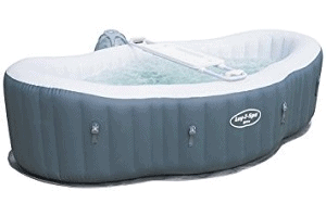 SaluSpa Siena AirJet Inflatable Hot Tub Review
