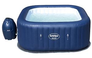 SaluSpa Hawaii 6-Person Inflatable Hot Tub review