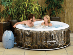 small blow up hot tubs saluspa realtree