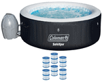 coleman_portable_hot_tub_reviews_coleman_saluspa_package_deal