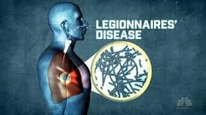 inflatable hot tub health risks legionnaires disease